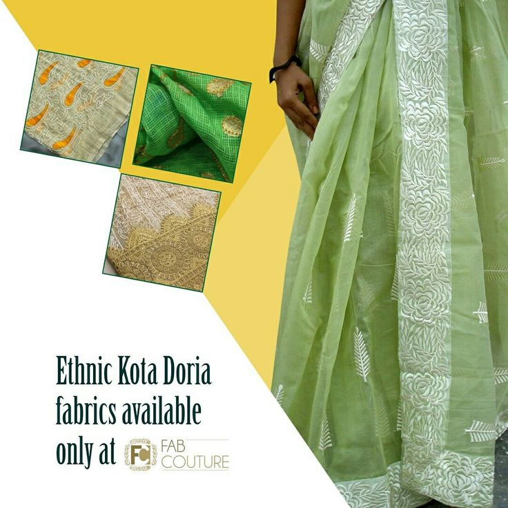 Ethnic  kota doria fabric available only  at Fab Couture.   Grab your fabric at  https://fabcouture.in  #FabCouture! #DesignerFabric at #AffordablePrices #DesignerDresses #Fabric #Fashion #DesignerWear #ModernWomen #DesiLook #Embroidered #WeddingFashion #EthnicAttire #WesternLook #affordablefashion #GreatDesignsStartwithGreatFabrics #LightnBrightColors #StandApartfromtheCrowd #EmbroideredFabrics