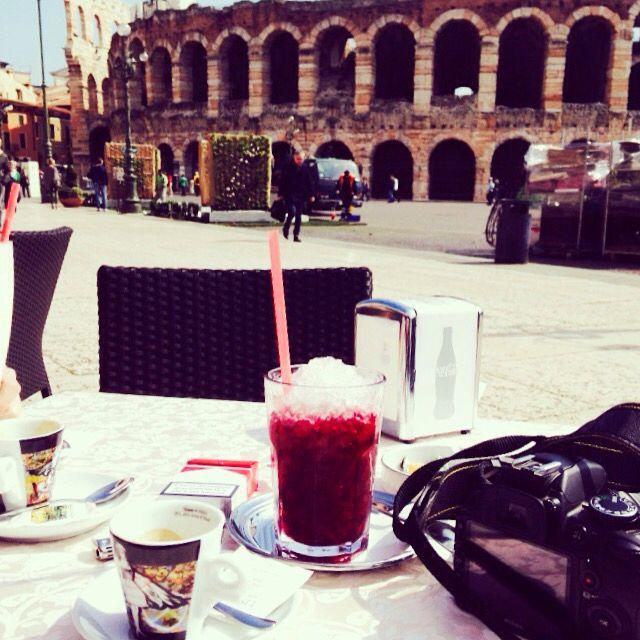 Verona#coffee time