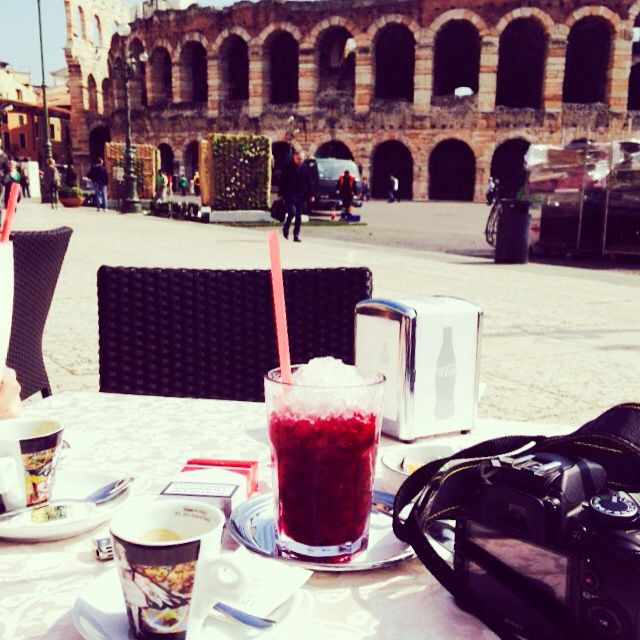 Verona#coffee time