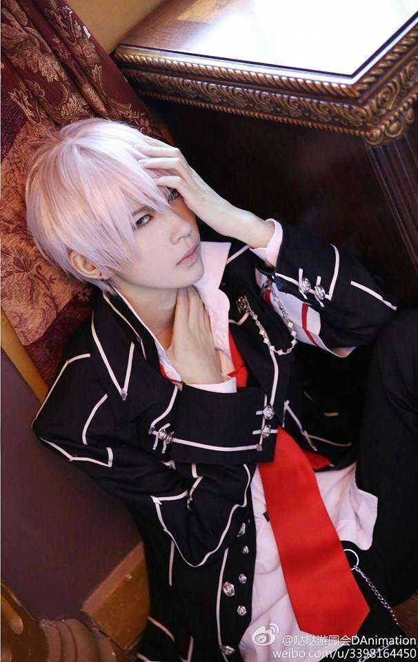 Zero (coser:Kumaqi) | Vampire Knight #anime #cosplay