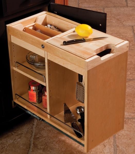 Cutting Kitchen Cabinets