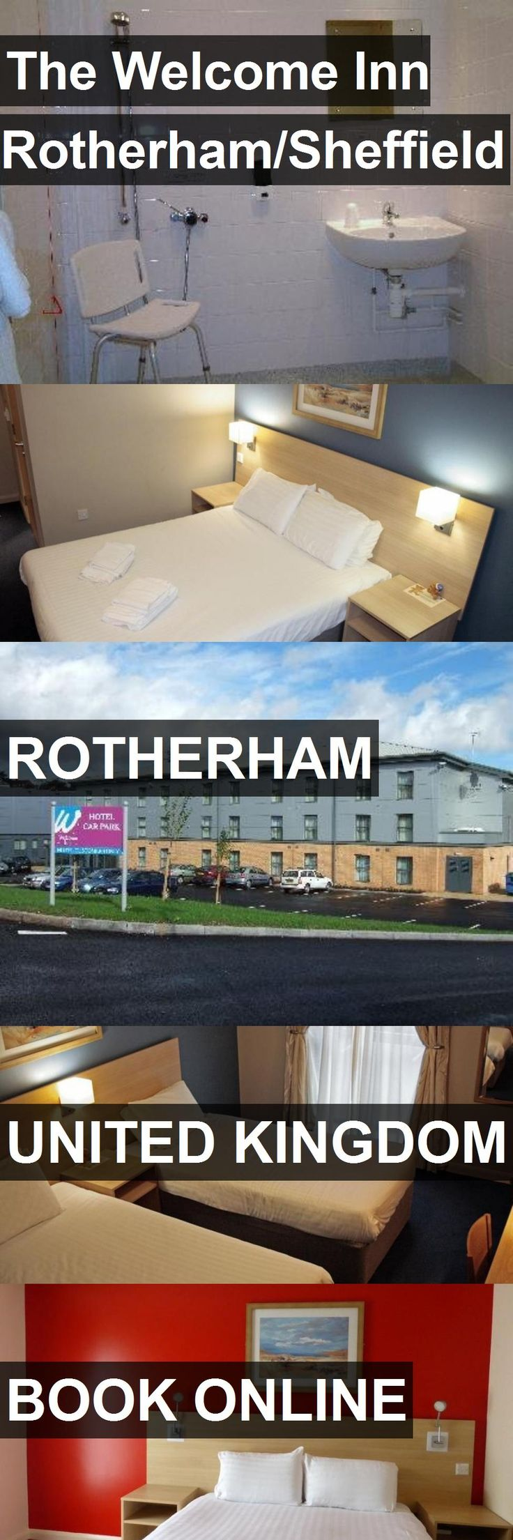 Hotel The Welcome Inn Rotherham/Sheffield in Rotherham, United Kingdom. For more information, photos, reviews and best prices please follow the link. #UnitedKingdom #Rotherham #travel #vacation #hotel  #RePin by AT Social Media Marketing - Pinterest Marketing Specialists ATSocialMedia.co.uk