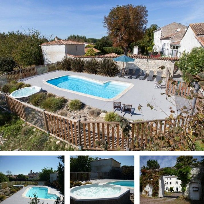 Rental in Saint-Romain-de-Benet (Charente-Maritime) - France-Voyage.com