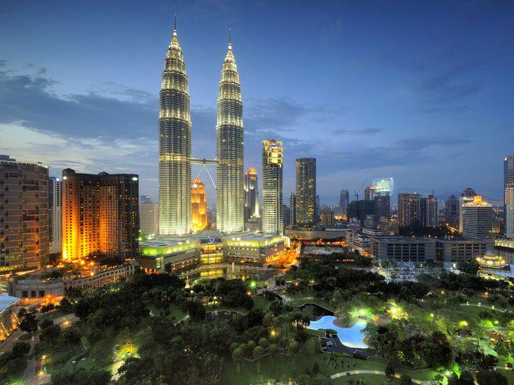 Petronas Towers- #KualaLampur
