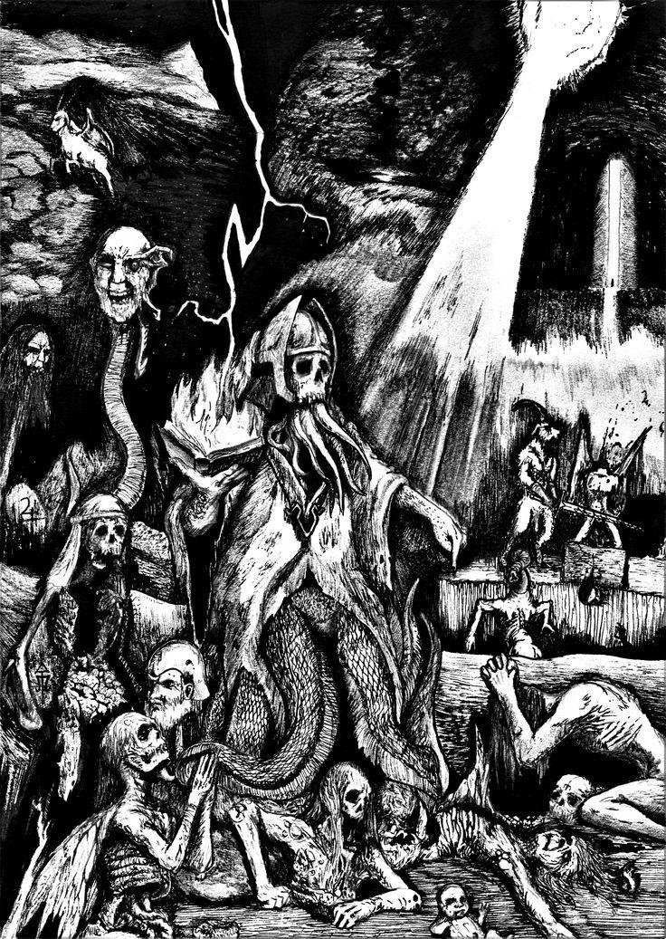 Infernal Judge King Minos