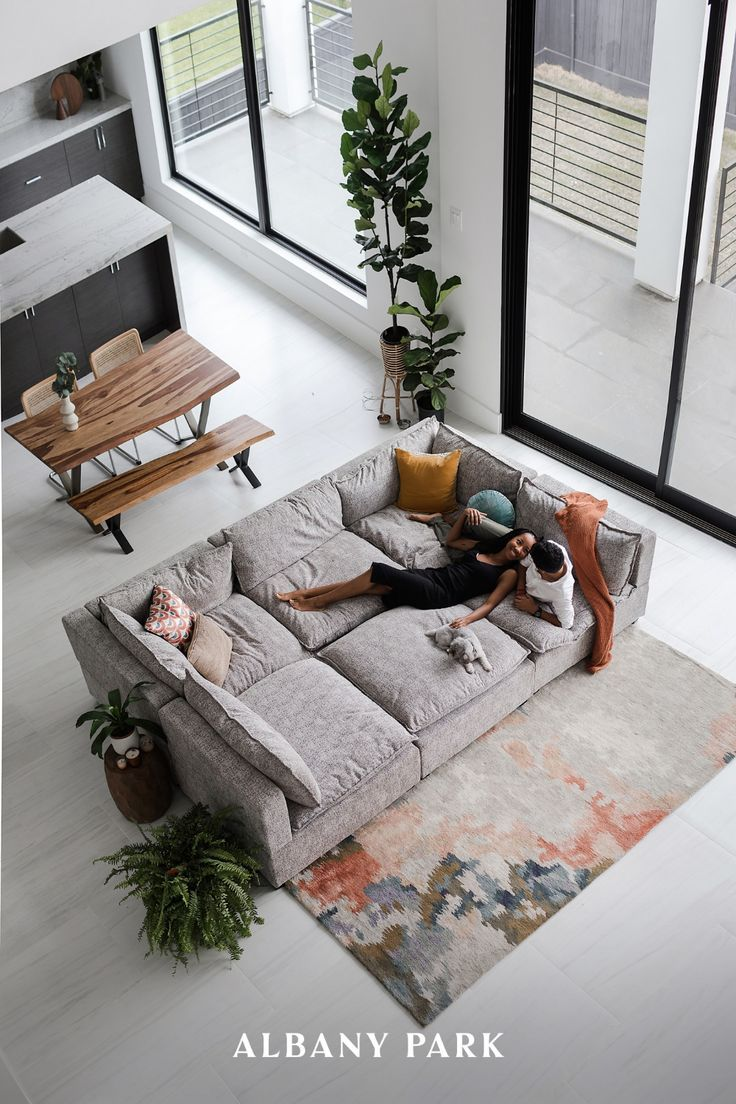Kova Pit in 2021   Most comfortable couch, Comfortable ...