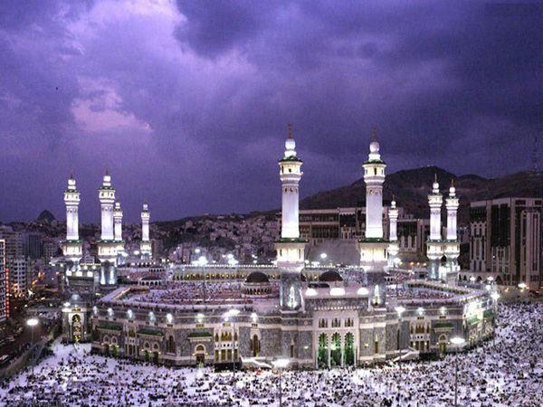 Masjid Al Haram, Makkah, Saudi Arabia
