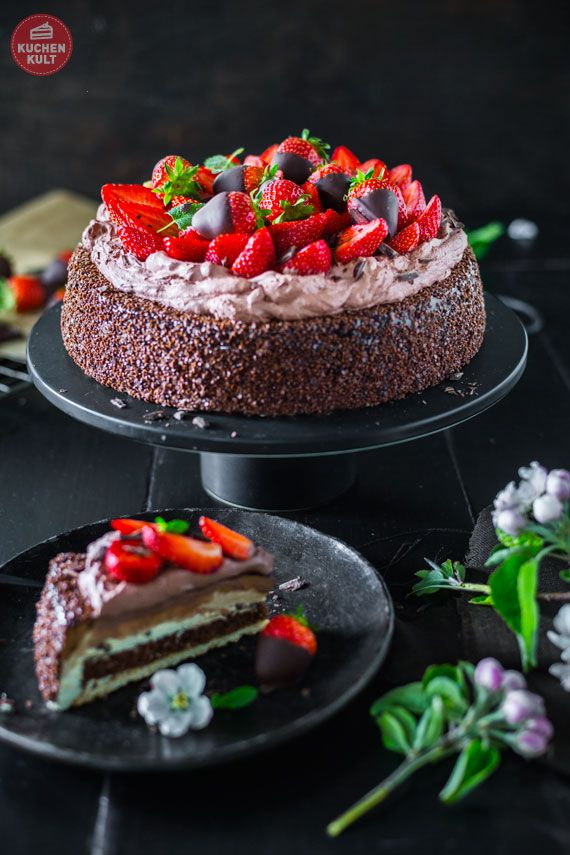 Erdbeer joghurt torte coppenrath
