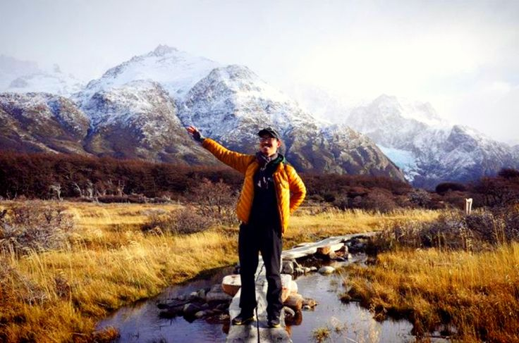 [El Chalten on the way up to the top] 엘 찰텐 정상으로 올라가던 길에- 이 때의 정신, 잊지 않길.  Thx to 김학규 형님.   #아르헨티나 #파타고니아 #엘찰텐 #트래킹 #산 #argentina #patagonia #elchalten #trekking #mountain — 님이 El Chalten - Patagonia - Argentina에서 2013 May [AR] El Chalten