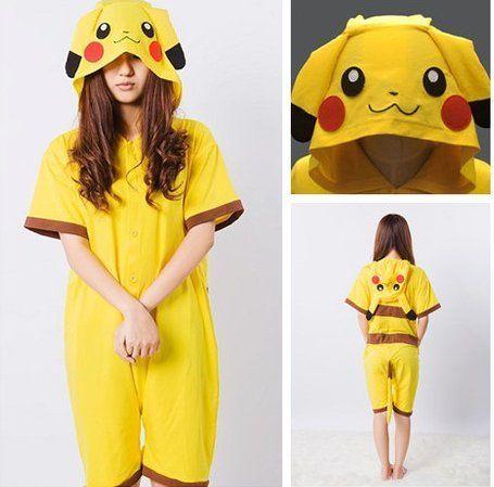 Cosplay Romper Japan Anime Pikachu Pokemon Kigurumi Pajamas Hoodie Summer Wear Size S Fancy dress fc,http://www.amazon.com/dp/B00BBPQQ1U/ref=cm_sw_r_pi_dp_nc3vsb0064NZRJNZ