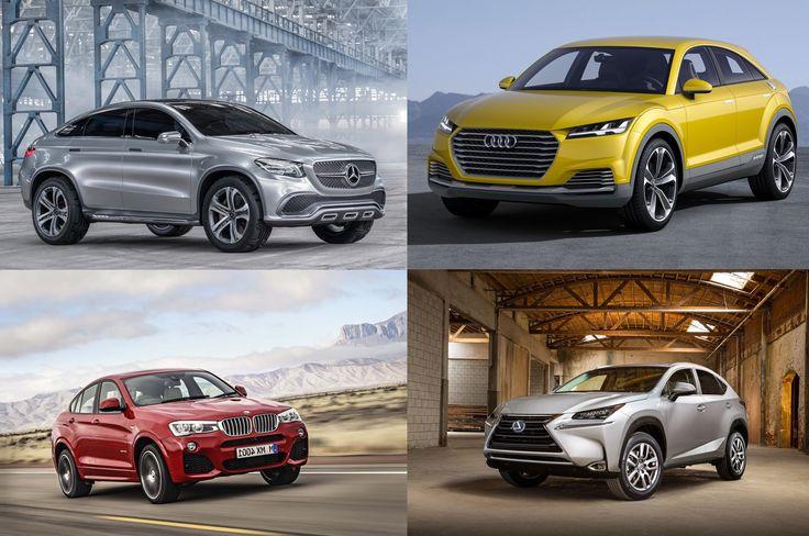 10 best vehicle comparisons images on pinterest suv comparison cars and evolution. Black Bedroom Furniture Sets. Home Design Ideas