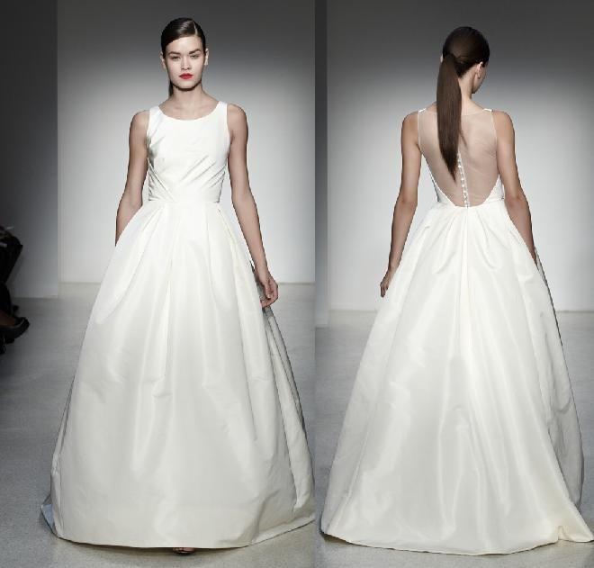 Amsale astor i do bridal couture baton rouge la for Wedding dress baton rouge