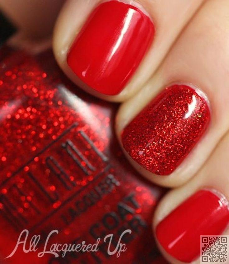 37. #classic rouge – 37 #moyens fabuleux d'usure #scintillant vernis à #ongles….