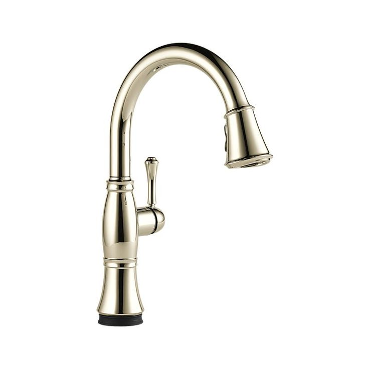 9197T-PN-DST Cassidy™ Single Handle Pull-Down Kitchen Faucet with Touch2O Technology and ShieldSpray : Kitchen Products : Delta FaucetAddthisEmailPrintFacebookPinterestTwitterHouzzLinkedIn