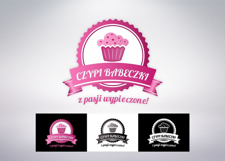 Concept logo for the bakery manufacture