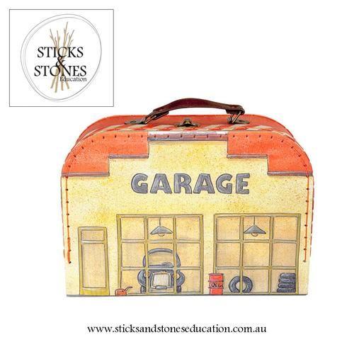 Garage in a Case