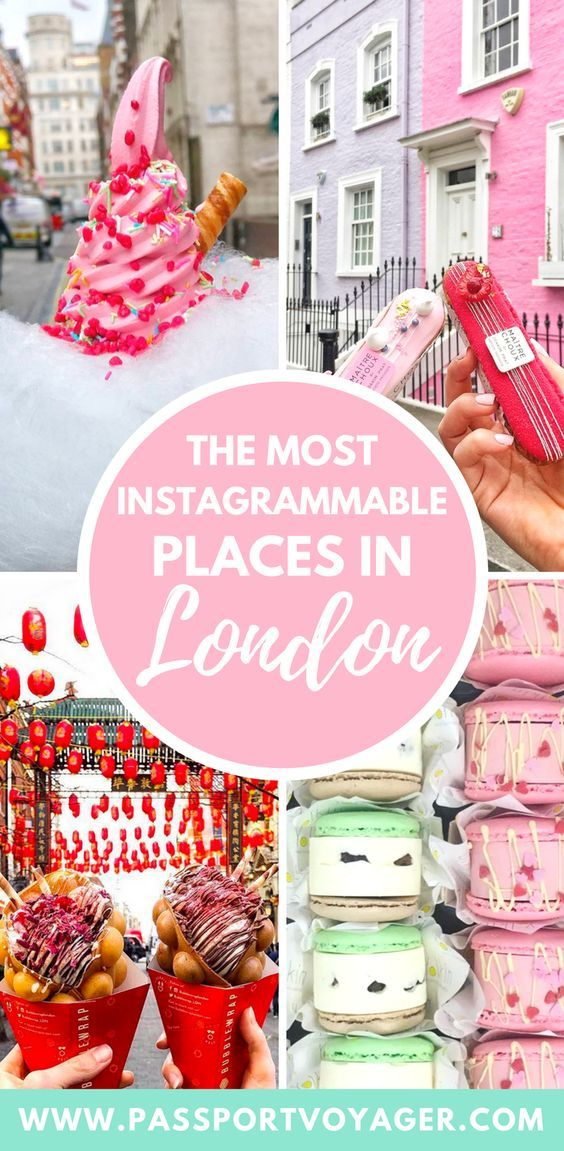 Die besten Fotokulissen & Fotoideen in London, Eng…