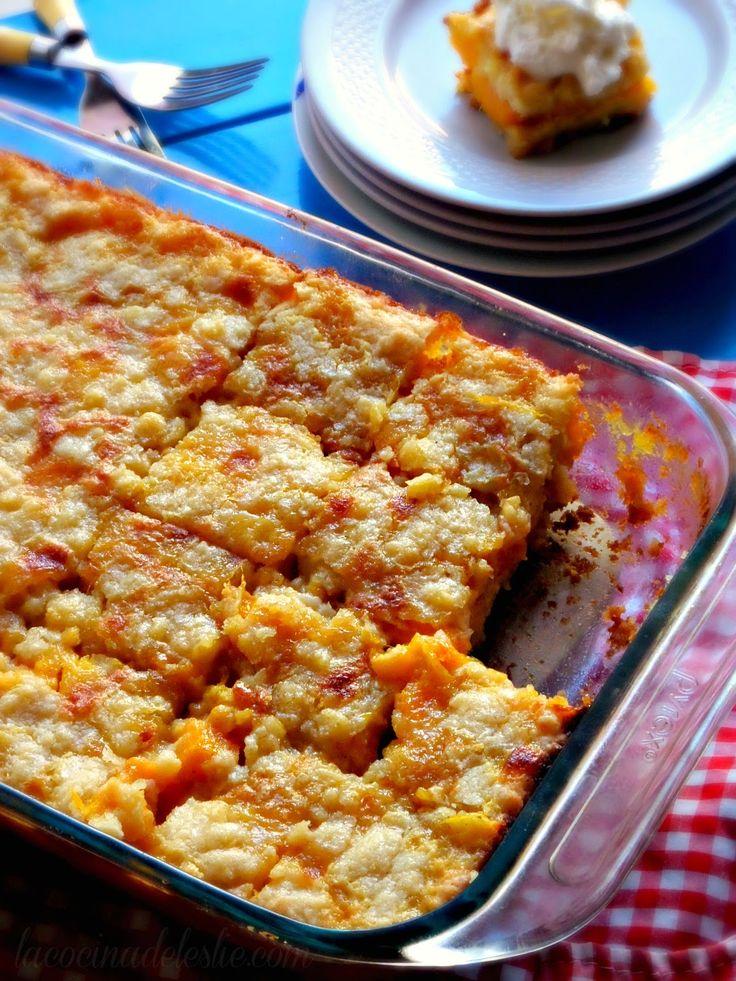 Secret Recipe Club: Mango Pie Bars | La Cocina de Leslie | Bloglovin