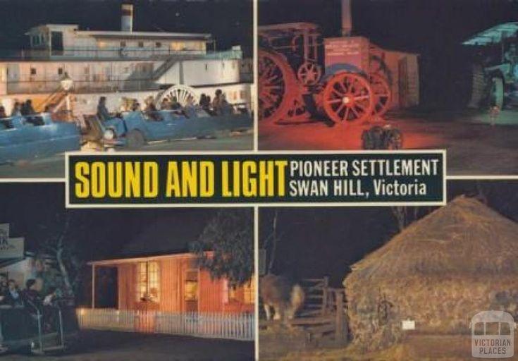 Pioneer Settlement, Swan Hill, Victoria
