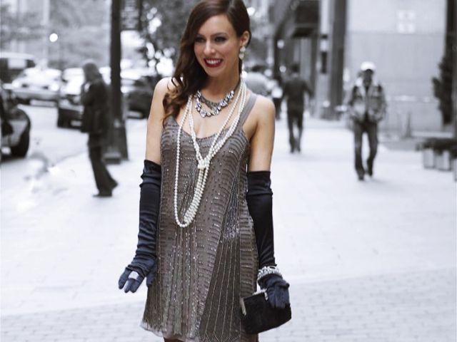 20 schöne Retro Vintage Flapper Kleider können Sie nicht widerstehen zu lieben