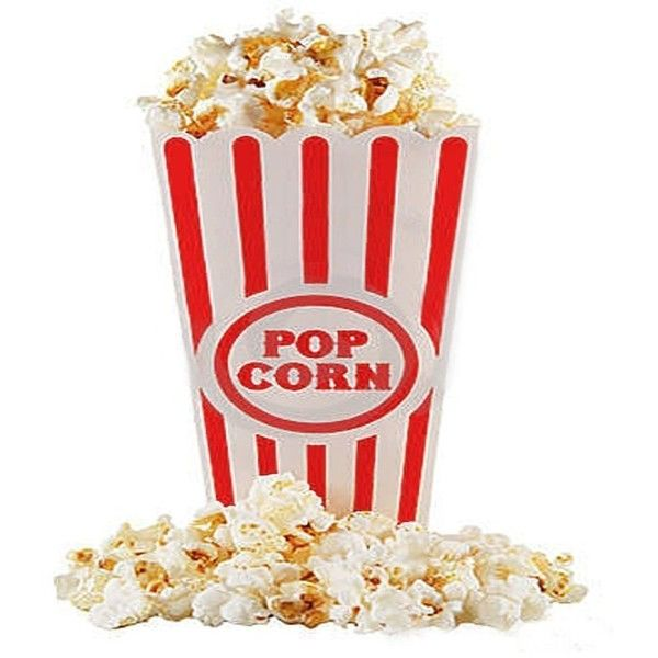 Plastic Popcorn Containers Set of 4 ($5.45) ❤ liked on Polyvore featuring home, kitchen & dining and kitchen gadgets & tools