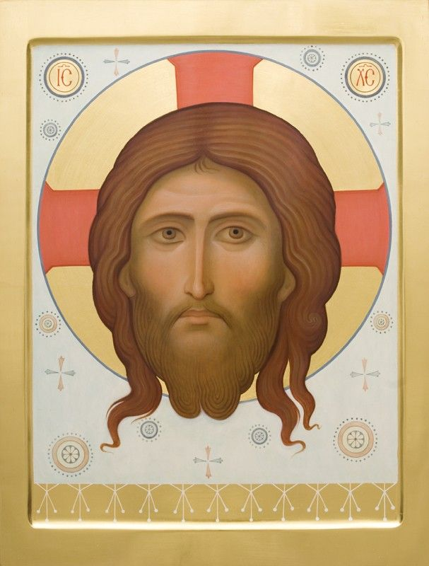 Image of Christ Not-Made-By-Hands