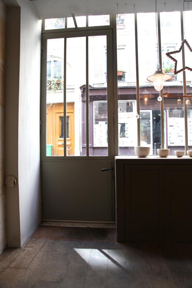 Love that door. A Visit to Le Petit Atelier de Paris, Remodelista