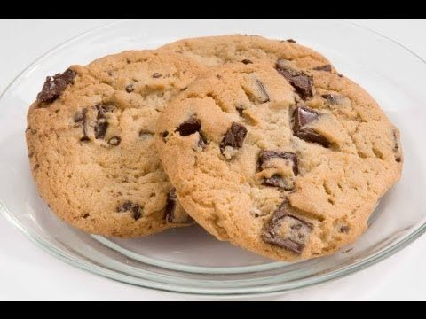 Chocolate Chip Cookies las autenticas receta - YouTube