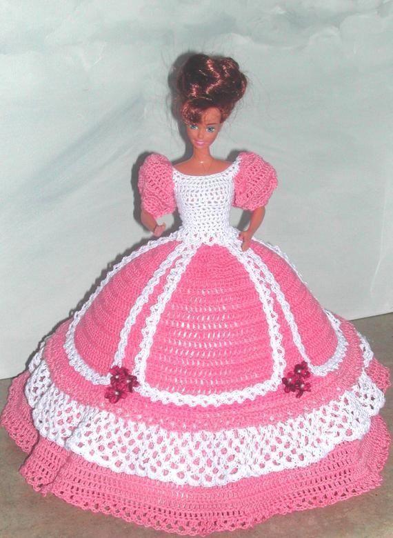 Pin Di Patrizia Su Rivista Uncinetto Bambole 51 Barbie Giocattoli
