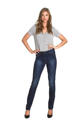 Straight Cut Jeans- long tall sally