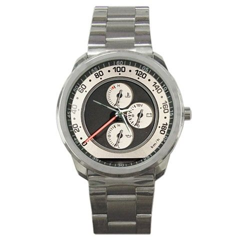 Unisex watch Stainless steel band Stainless steel back Japan miyota movement made by Citizen Battery included Wristwatch length: approximately 18.5 cm Watch band: approximately 14.5cm Watch case: appr