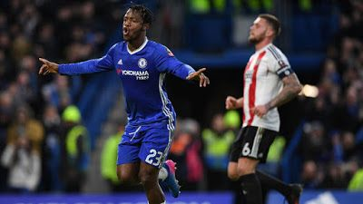 I Will Continue To Play The Youngsters - Antonio Conte     Chelsea head coach Antonio Conte said he was not scared to carry on fielding youngsters in his team after they beat Brentford 4-0 in the FA Cup fourth round on Saturday. The Italian started the game with five players aged 23 or younger against their west London rivals at Stamford Bridge and he claimed he would be happy to keep fielding them if they proved their worth to the side.One such player was Michy Batshuayi whose 81st-minute…