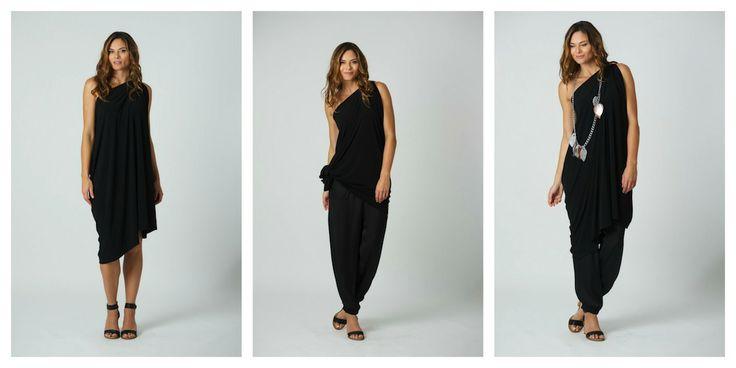 Baz Collection. 2 Pieces, 3 sensational looks. Effortless Elegance.