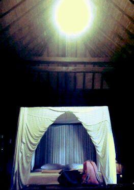 really love this bed at Tembi Rumah Budaya Yogyakarta, Indonesia  :*