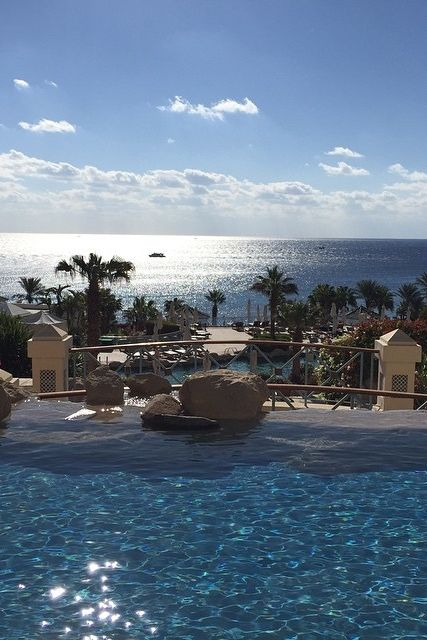 An absolute must see spot in Egypt. Photo courtesy of Mohammad Saeed {Hyatt Regency Sharm El Sheikh}