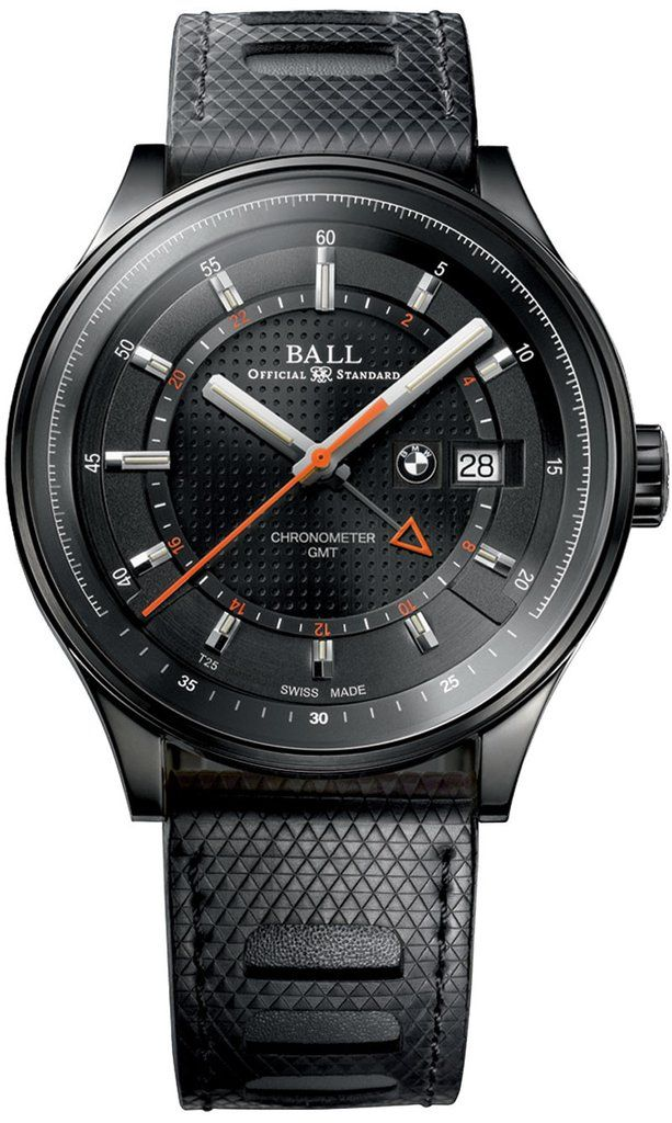 Ball Watch Company For BMW GMT DLC #bezel-fixed #bracelet-strap-rubber #brand-ball-watch-company #case-depth-12-64mm #case-material-black-pvd #case-width-42mm #cosc-yes #date-yes #delivery-timescale-7-14-days #dial-colour-black #gender-mens #gmt-yes #luxury #movement-automatic #official-stockist-for-ball-watch-company-watches #packaging-ball-watch-company-watch-packaging #subcat-ball-for-bmw #subcat-ball-gmt #supplier-model-no-gm3010c-p1cfj-bk…