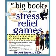 Work Expereince  Big Book of Stress Relief Games-Trainers Warehouse