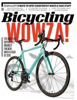 Bicycling Magazine November 2015 – World's Popular Bike Magazine  http://www.magazinecafestore.com/bicycling-magazine.html