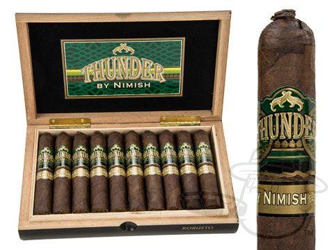 Thunder Robusto by Nimish Cigars