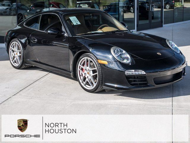Cars for Sale: Used 2010 Porsche 911 Carrera S Coupe for sale in Houston, TX 77090: Coupe Details - 471083236 - Autotrader