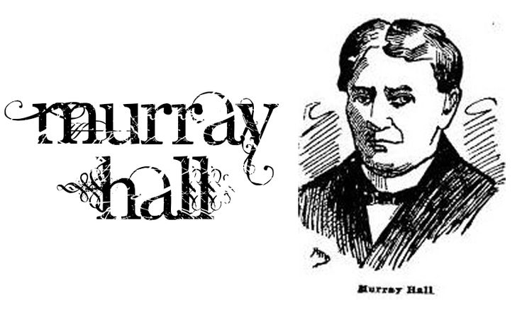 """Murray Hall was a New York City bail bondsman and Tammany Hall politician made famous upon his death in 1901 when it was revealed that he was a transgender man assigned as female at birth. Born Mary Anderson Hall """"passed"""" as a man for nearly 25 years able to work as a politician and vote in a time when women were denied such rights. [  87 more words. ]   http://ift.tt/1MoUaRd: http://ift.tt/1MoUaRd 