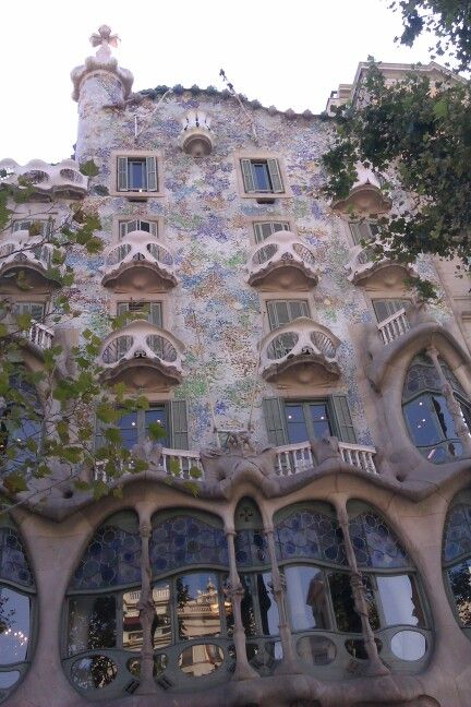 Architecture of Gaudi