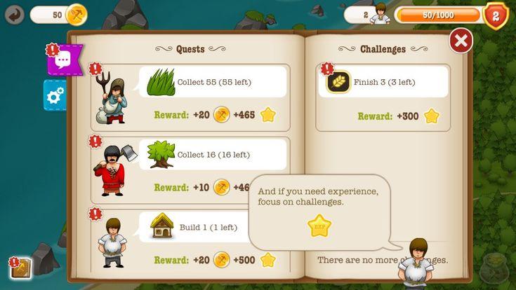 PuzzleCraft2_ChallengesEXP