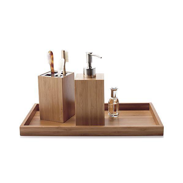 Best 25+ Bamboo bathroom accessories ideas on Pinterest | Bamboo ...
