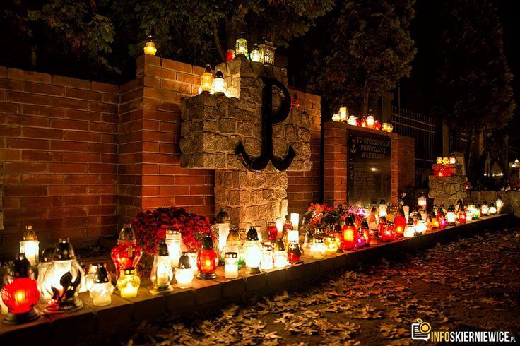 Wszystkich Świętych 2015 w Skierniewicach [ZDJĘCIA]