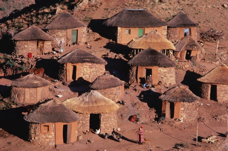 African people and culture | Re: South African cultures and life styles