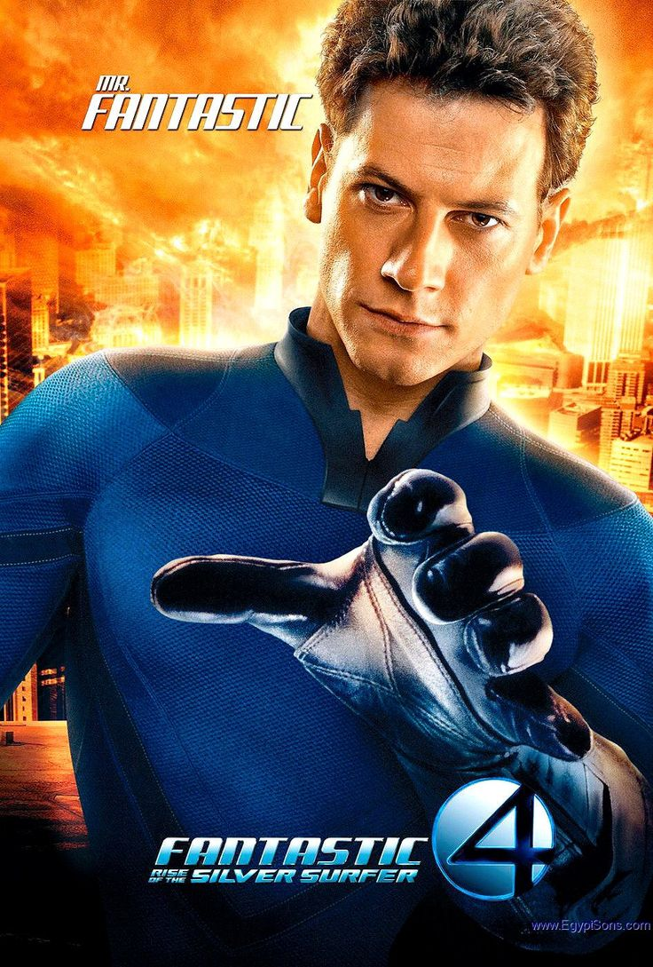 dr reed Fantastic Four Movie | Fantastic_Four_2_2007_Advanced_Mr__Fantastic.jpg
