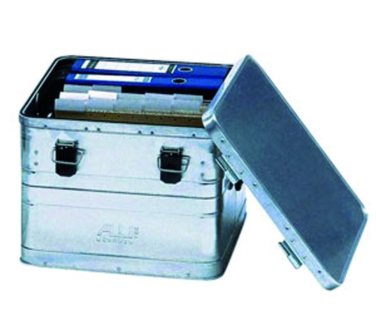 Bürobox B50 Volumen 50 Liter: GUT ORGANISIERT ... - Die perfekte Bürobox mit Vorrichtung für Hängeordner, Hängehefter und Mappen. Dieser Boxentyp schafft Ordnung im Büro oder Archiv. Mobil haben Sie alles im Griff – ob beim Steuerberater oder beim Kunden.