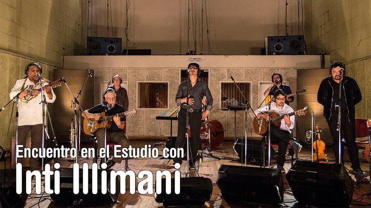 Inti Illimani - Programa Completo - Encuentro en el Estudio - Temporada 7