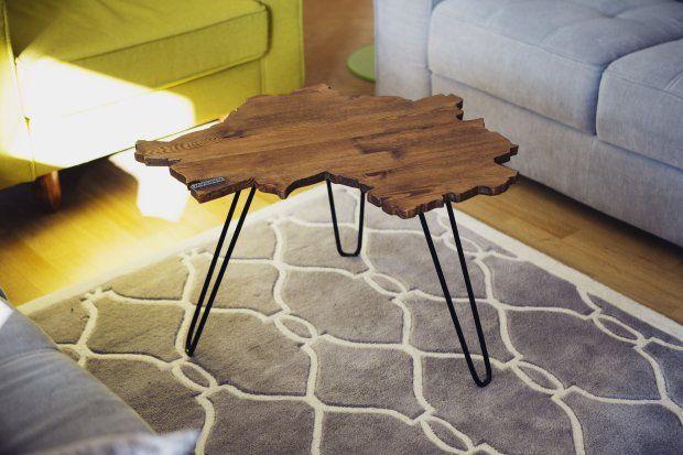 Zdjęcie numer 2 w galerii - Polski projekt: stoliki marki HOLDIS
